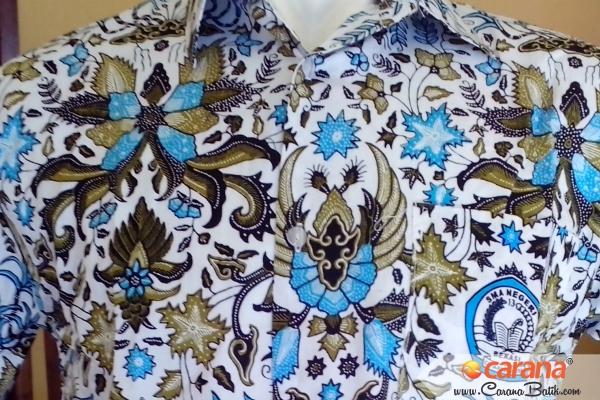 Baju-Batik-SMA-Negeri-13-Bekasi