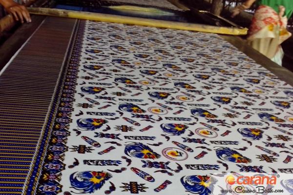 Proses-Produksi-Printing-Batik-IBI-Papua-Irian-Jaya